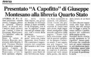 montesano a capofitto